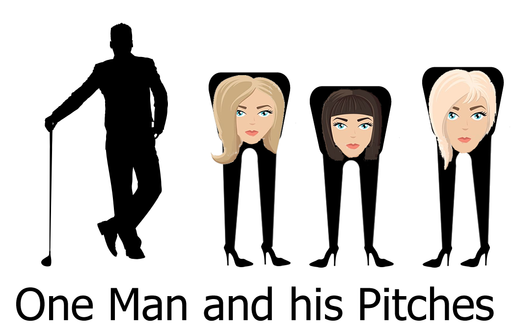 one man and his pitches